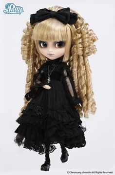 Pullip Doll Seila