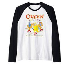 Long raglan sleeve black and white T-shirt Kids Soccer, Play Soccer, Cool T Shirts, Tee Shirts, Tees, Raglan Baseball Tee, Queen Band, Vintage School, T Shirts