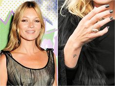 Tiny Celebrity Tattoos That Make Us Want to Get Inked Right This Minute!