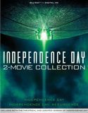 Independence Day: 2-Movie Collection [Blu-ray] [2 Discs]
