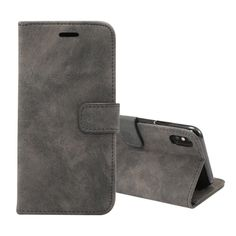 China Electronics Wholesale and Dropship Leather Case, Pu Leather, Apple Iphone, Iphone Parts, Retro, Wallet, Slot, Sheep, Black