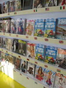 conde nast traveller magazine store