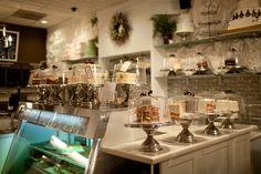 Maxie B's!  The BEST cake ... located in Greensboro NC.