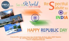 Republic Day, Tourism, Turismo, Travel