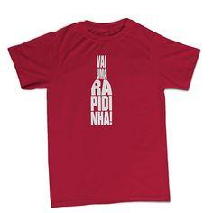 T-shirt Vai uma rapidinha BTU0031 **beezarre**