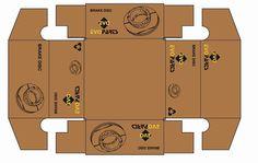 Kraft product boxes | Kraft Paper Box - China Packing Box, Paper Box