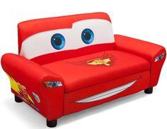 Disney Pixar Cars Upholstered Sofa