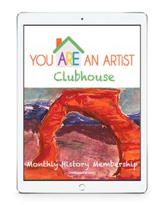 Expand your history studies and make them come alive with chalk pastel art. Not only will you know history, you will learn to paint parts of history too because you ARE an artist with a History Art Lessons Subscription! Middle Ages History, Study History, Mystery Of History, Chalk Pastel Art, Chalk Pastels, New Artists, Famous Artists, Beautiful Feet Books, Tapestry Of Grace