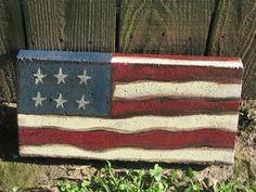 Garden stone Flag