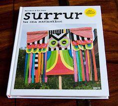 Sofia-Sobeide the old blog: Bokrecension : Surrur - Make your own Marimekko