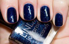 Linda Johansen Midnight Blue nail polish