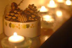 EllieAndAda: Lights Out Candle Holders, Candles, Lights, Porta Velas, Chandelier, Light Fixtures, Lighting, Rope Lighting, Pillar Candles