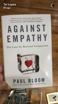 Bestselling book worth reading about empathy bestselling nonfiction book to read in your Book Club Books, Book Nerd, Book Lists, Good Books, My Books, Best Seller Livre, Fiction Books To Read, Non Fiction, Books To Read In Your 20s