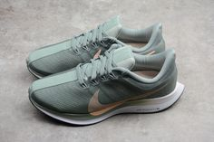 e14d74c263b7 Nike Zoom Pegasus 35 Turbo Mica Green Women s Running Shoes AJ4115-300