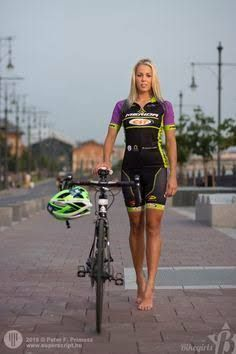 American cyclist, Alexandra Graebe