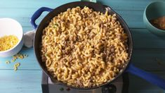 This Cheeseburger Mac & Cheese Will Have You Glued To Your Plate