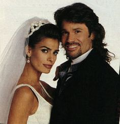 Bo and Hope on Days of Our Lives 1996