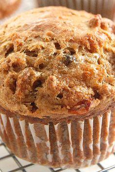 Zella Lane's 2-Week Bran Muffins Recipe