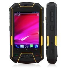 Snopow M6 Waterproof Phone IP67 3.5 inch IPS Retina Screen MTK6577 Dual core 512MB RAM 4GB ROM 3G WCDMA GPS Outdoor phone $216.99 Waterproof Phone, Android 4, Consumer Products, Smartphone, Free Shipping, Outdoor, Design, Flash Drive, United States