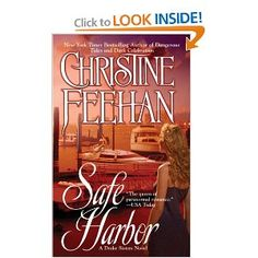 Safe Harbor by Christine Feehan.