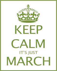 keep calm it's just march Keep Calm Quotes, Love Me Quotes, Days And Months, Months In A Year, March Pisces, Hello March, Cover Wallpaper, Fb Covers, Dream Garden
