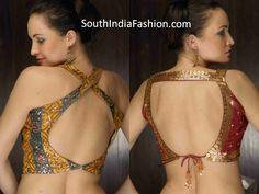 Designer Backless Cholis, Click through for More >>