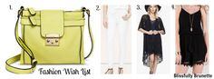 Fashion Wish List for May