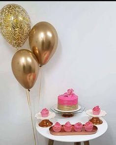 Birthday Desserts, Adult Birthday Party, Girl Birthday, Simple Birthday Decorations, Theme Mickey, Birthday Girl Pictures, Nail Salon Design, Glitter Party, Safari Party