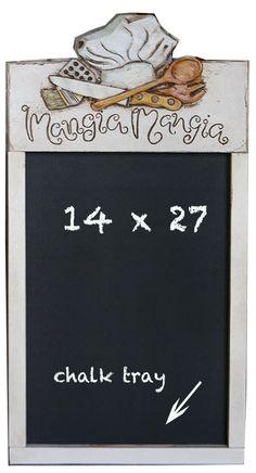 italian kitchen decor mangia mangia chalkboard - Kitchen Table Bistro Richmond Vt