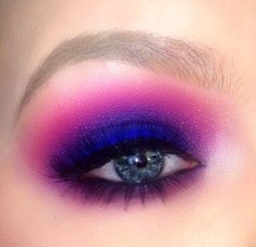 Makeup Pink Purple Urban Decay 39 Ideen für 2019 - New Ideas Urban Decay Electric Palette, Electric Palette Looks, Urban Decay Makeup, Makeup Art, Makeup Tips, Makeup Ideas, Makeup Tutorials, 80s Makeup Tutorial, Sexy Makeup