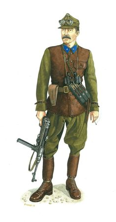 Hungarian Army - pin by Paolo Marzioli