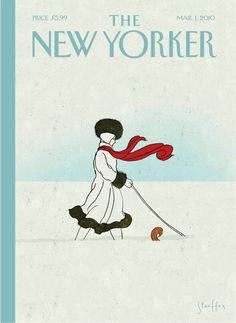 Slide Show: Winter New Yorker Cover : The New Yorker