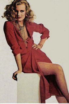 70's fashion models | Fashion Icon Friday: Models - 70s and 80s Styyyyle