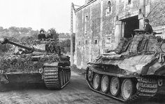 Panther in Normandy ~ BFD