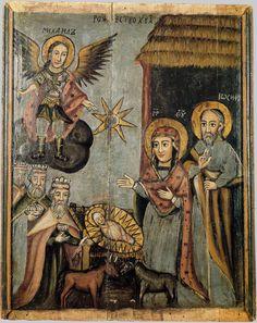 Рождество Христово; Беларусь; XVIII в