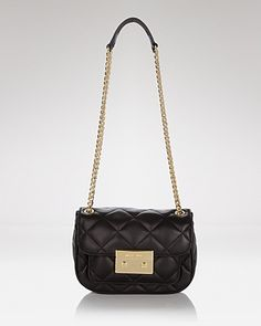 facbab9a1f19 MICHAEL Michael Kors Shoulder Bag - Quilted Mini Handbags - Bloomingdale s
