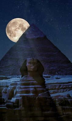 The Dark Side of the Pyramid.. (by Marco Carmassi on 500px)