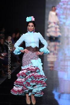 Fotografías Moda Flamenca - Simof 2014 - Margarita Freire 'Mis amores' Simof 2014 - Foto 07