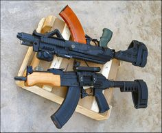 Non Traditional AK's (Not for Purist & wood people). - Page 11 - Calguns.net
