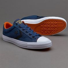 90be466c100000 Converse Cons Star Player Mens Navy Online UK 122135