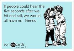 911 Dispatchers Anonymous.... So true!