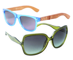 Styling Shades & What to Look for in Sunglasses | Eco fashion eye protection @SOLO Eyewear & ICU Eyewear | #OrganicSpaMagazine