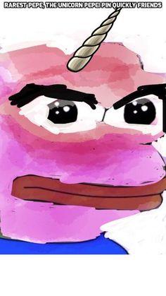 Pepe te unicorn