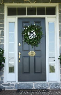 colonial style front doors - Google Search