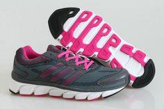 deda999be99f Women Adidas Springblade Adiprene Simplified 3 Shoes Dark Grey Pink