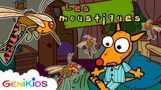 Film: Les moustiques - Dessin animé éducatif pour enfants - Genikids