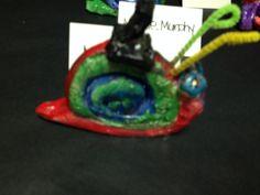 Second Grade Coil Snail