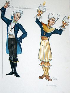 Original Lumiere Broadway design