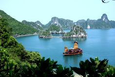 Ha Long Bay, Vietnam!