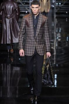 Hardy Amies Men's RTW Fall 2014 - Slideshow